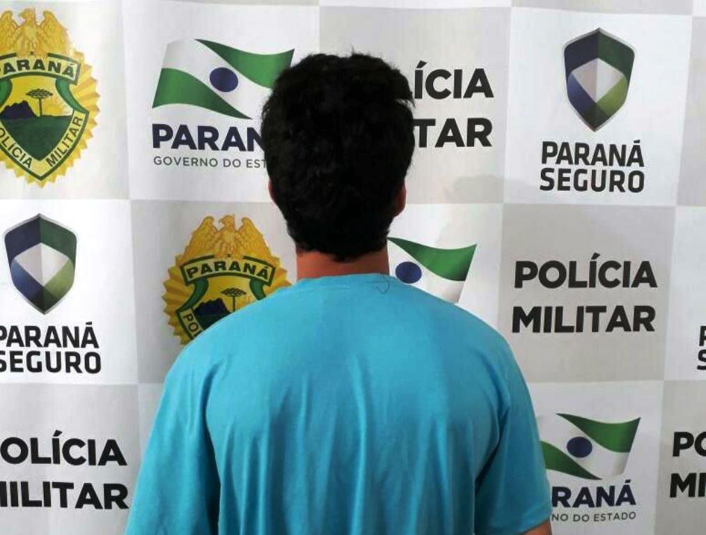 Foragido da Penitenciaria de Francisco Beltrão é preso em Coronel Vivida