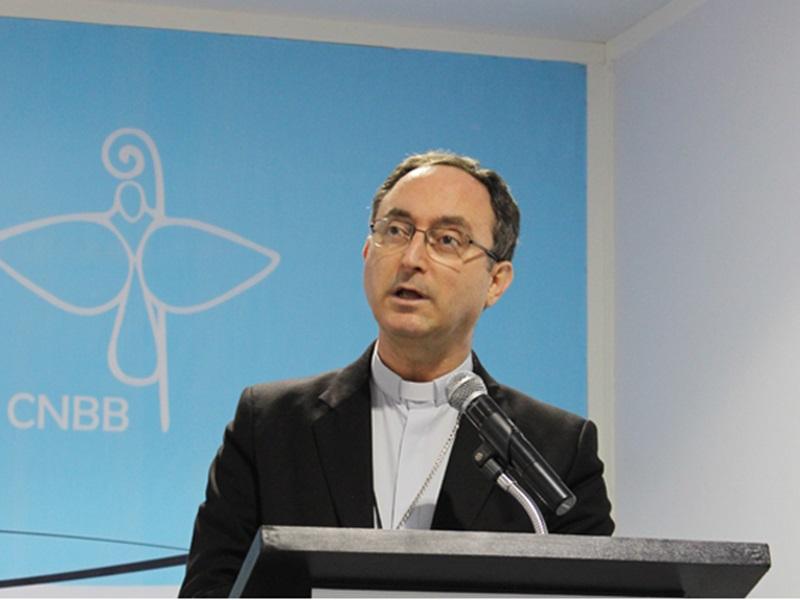 Entrevista com presidente da CNBB, dom Sérgio da Rocha sobre o 14º Intereclesial