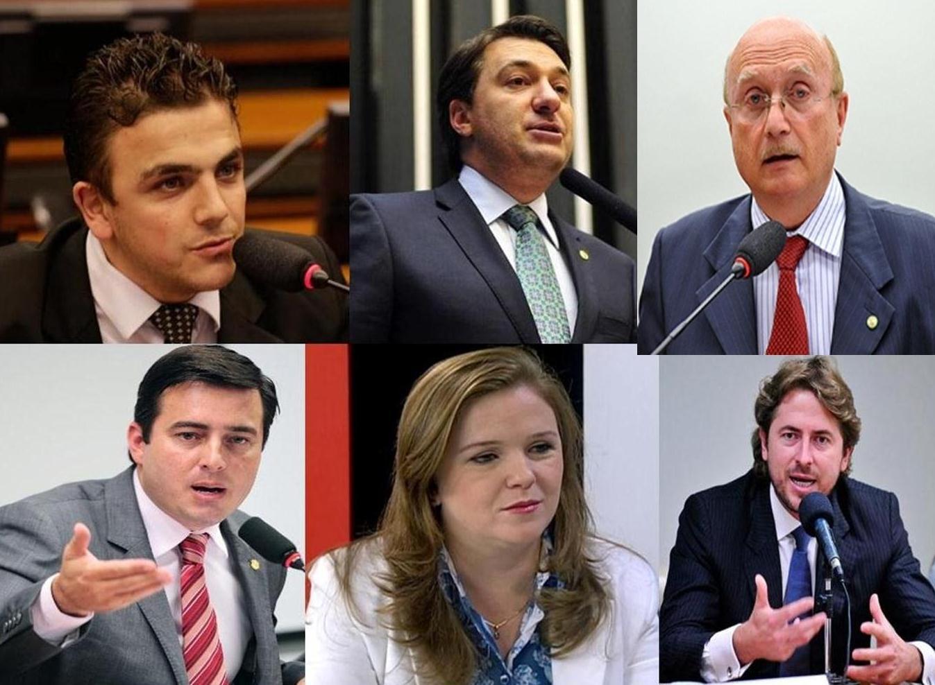 """Em mês de recesso, deputados de Palmas gastam quase R$ 59 mil com """"cotão parlamentar"""""""