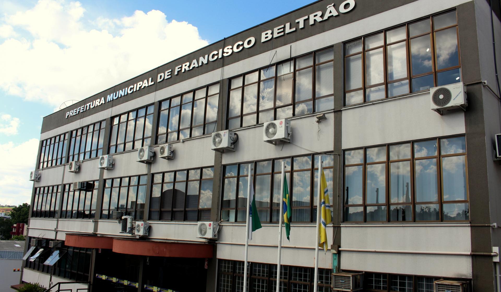 Francisco Beltrão: Encerra nesta terça-feira inscrições do concurso público