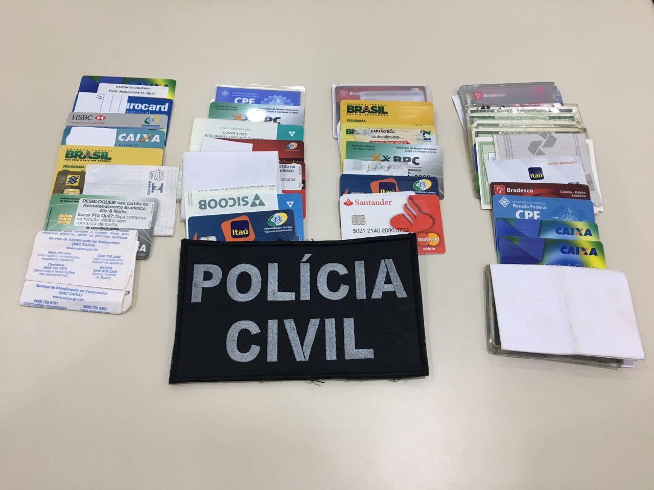 Vereador de Palmas foi detido em flagrante
