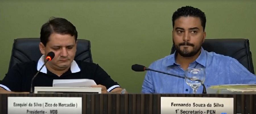 Segunda Sessão Ordinária 2018 Câmara Municipal de Palmas - Parte 02