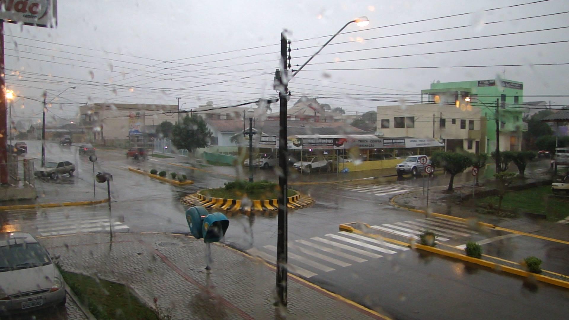 Primavera chuvosa e de calor no Paraná