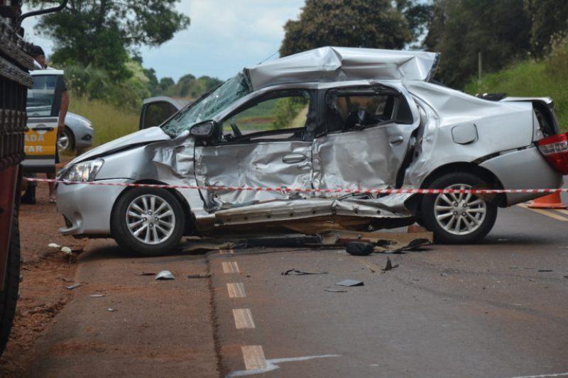 Casal do sudoeste morre vítima de acidente no Rio Grande do Sul