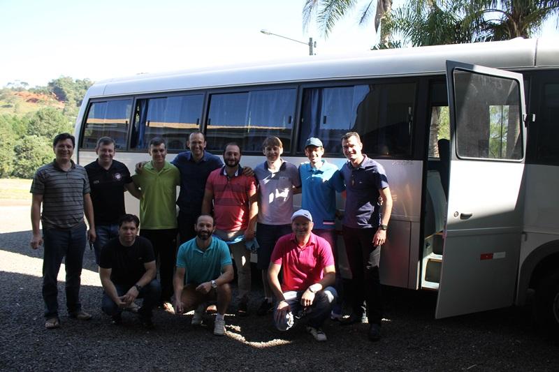 Diocese participa do Torneio dos Padres do Paraná, em Ponta Grossa