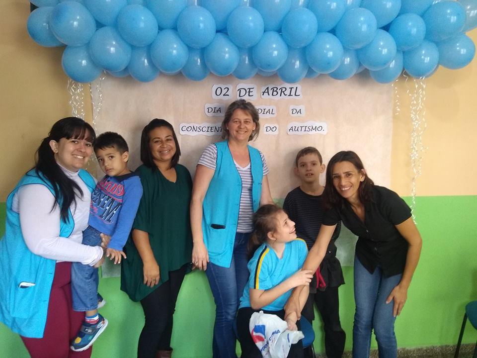 AMA-FB promove atividades alusivas ao Dia Mundial de Conscientização do Autismo
