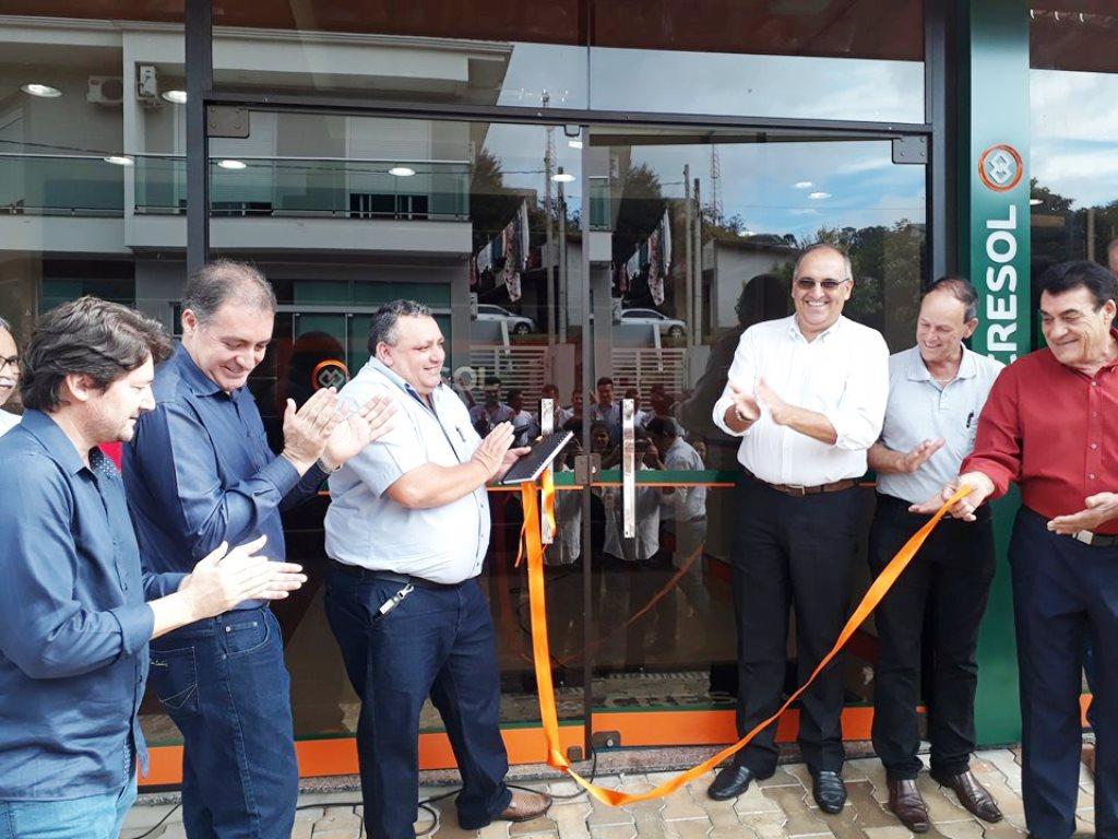 Cresol São João inaugura nova sede