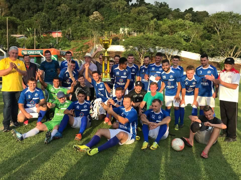 Dois Vizinhos leva o Bicampeonato da Taça Iguaçu de Futebol