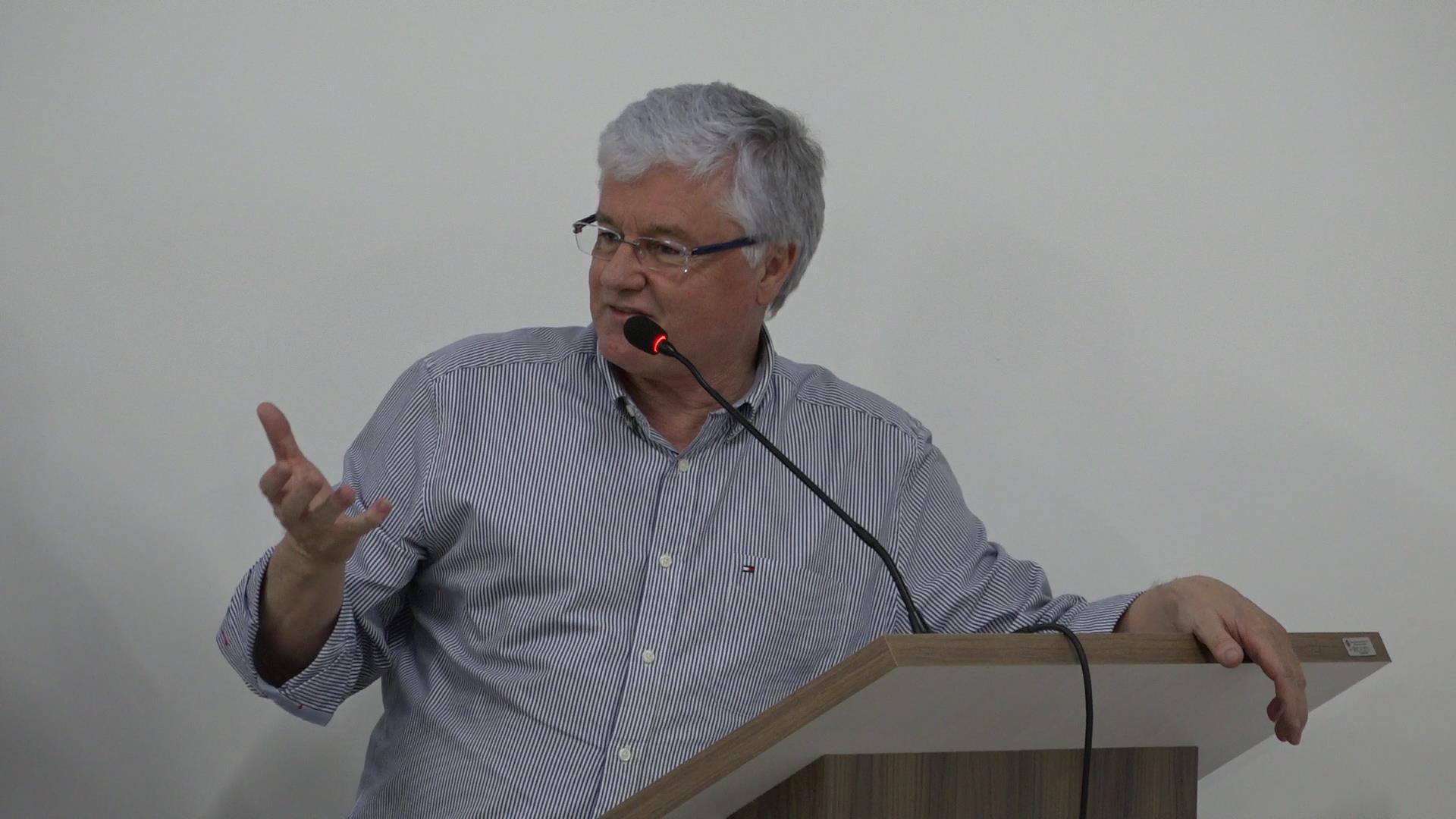 Valdir Rossoni responde declarações do Governo do Estado sobre a PR-912