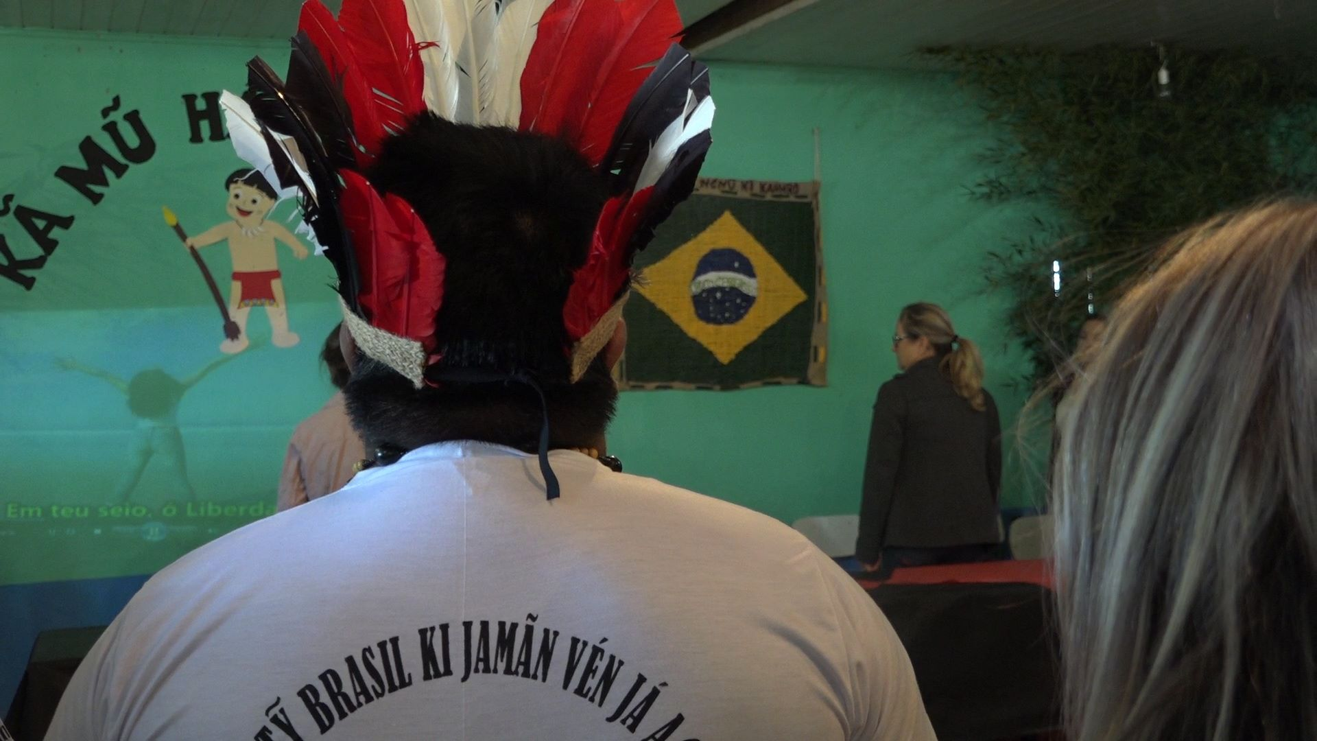 Kaingangs de Palmas celebram Dia do Índio com Mostra Cultural e Jogos