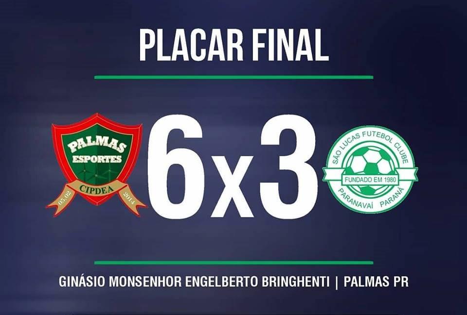 Prefeitura de Palmas vence o São Lucas e retoma o 5º Lugar na Ouro