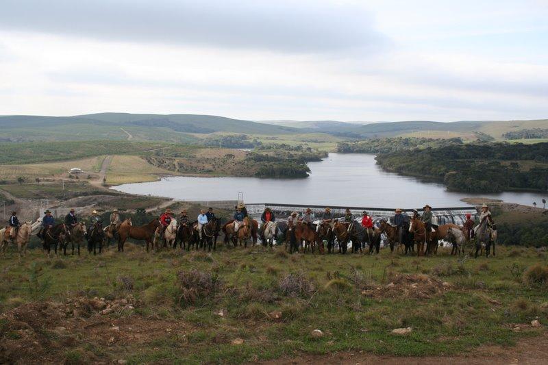 Grupo retoma cavalgada entre fazendas de Palmas e Herciliópolis