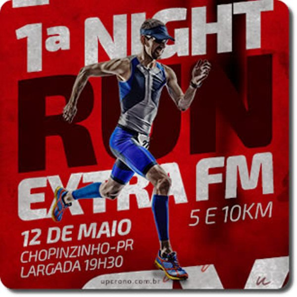 Primeira etapa de inscrições para a Night Run Extra FM encerra dia 15