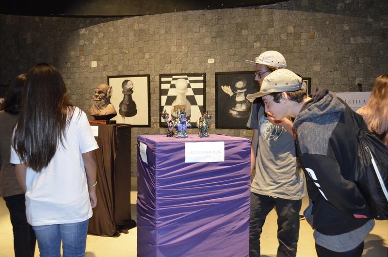 Duas exposições movimentaram Centro Cultural em Palmas