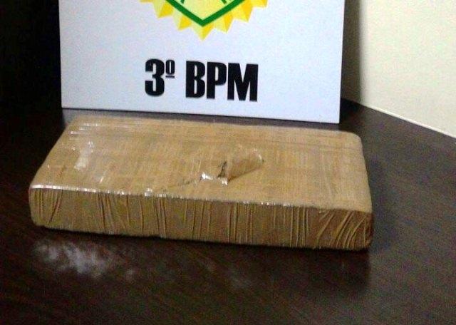 Objetos de furto são recuperados e maconha é apreendida em Pato Branco