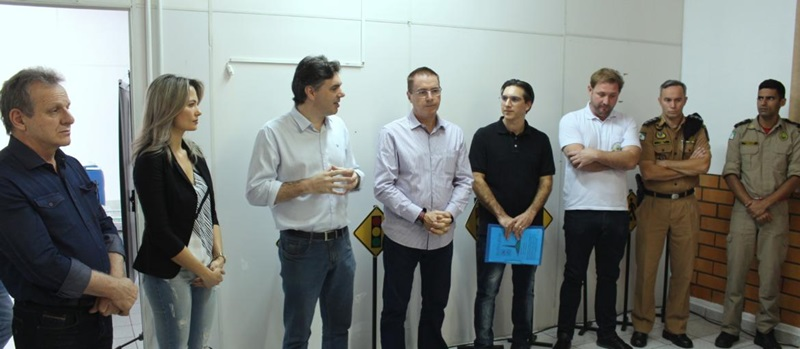 Parceria amplia câmeras de segurança em Francisco Beltrão