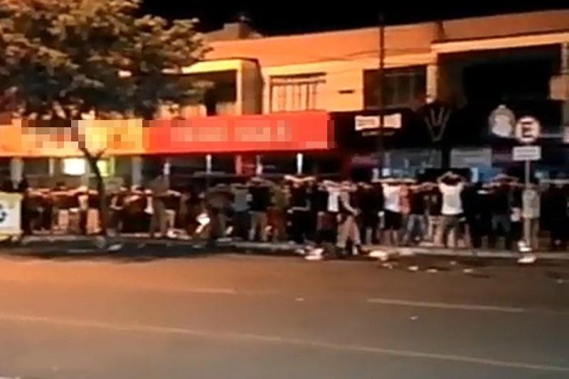 Polícia Militar realiza operação para combater perturbação de sossego