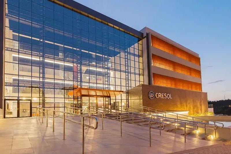 Nova sede nacional da Cresol é inaugurada em Francisco Beltrão