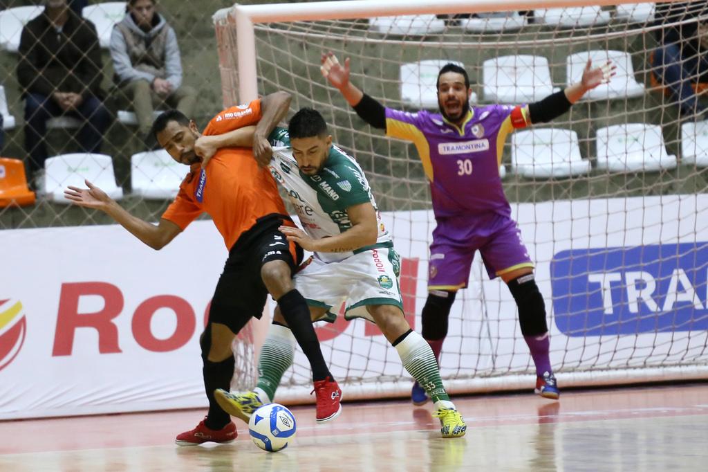Cresol/Marreco perde para o Carlos Barbosa