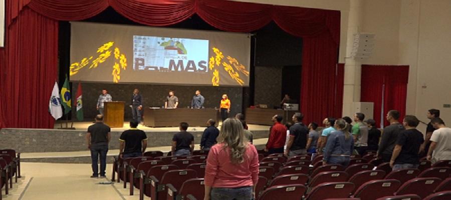 Congresso Técnico define estruturas para Jogos Abertos do Paraná em Palmas