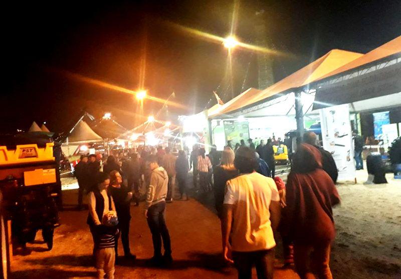 Milhares de pessoas acompanharam a abertura oficial da 3ª Expo São João