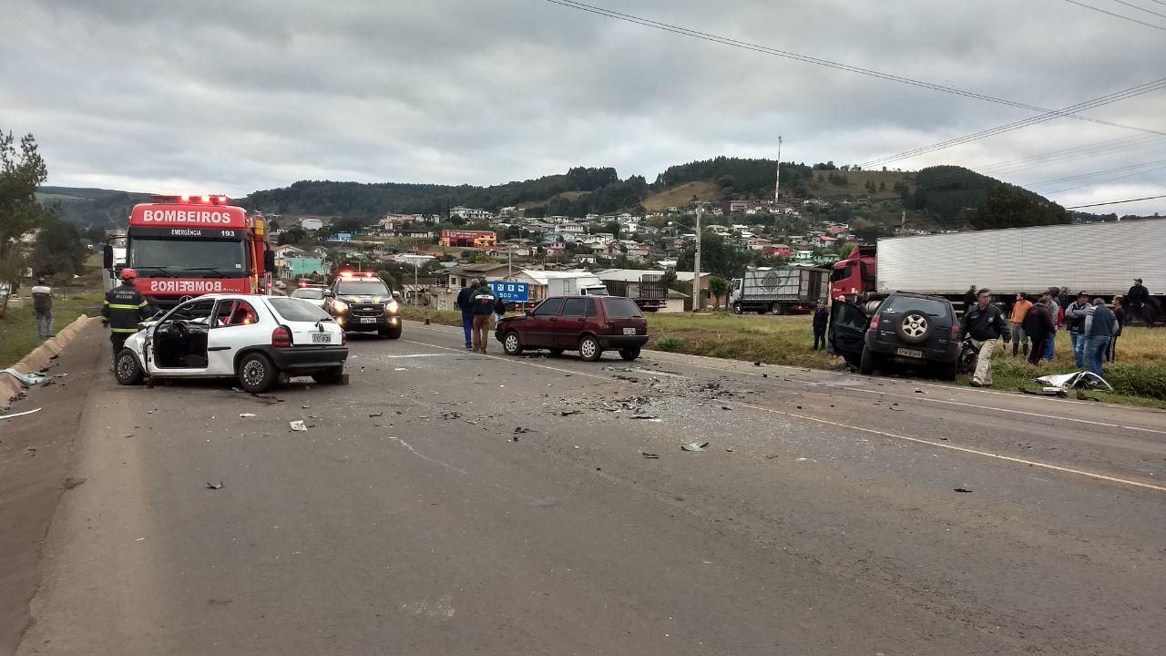 Morre terceira vítima de acidente no Oeste Catarinense