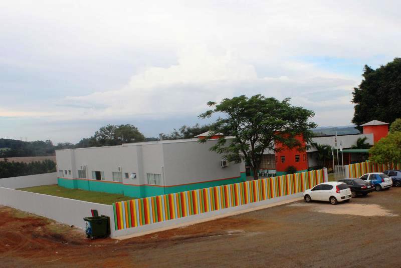 Novas salas de aula serão inauguradas no CMEI Pequeno Anjo