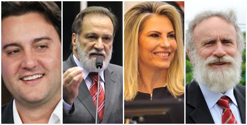 Pré-candidatos ao governo terão primeira sabatina na terça-feira