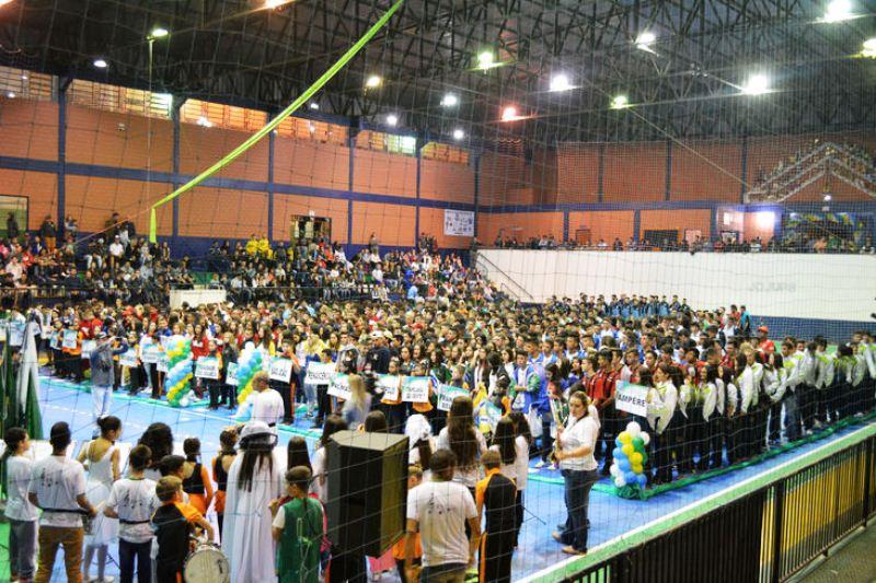 83173844b Apresentações e casa cheia marcaram o início dos JOJUPS em Saudade do  Iguaçu – RBJ