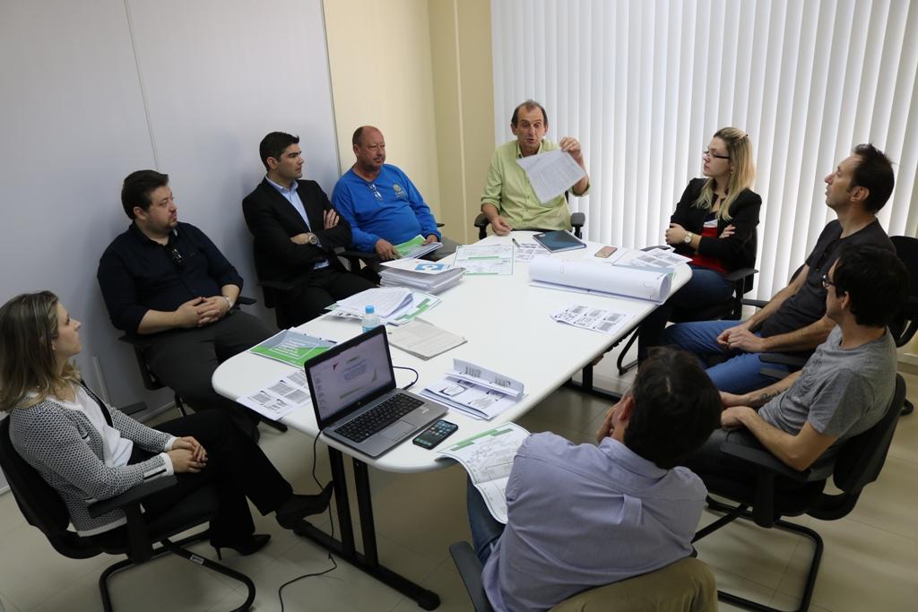 Abelardo Luz discute implementação de regularização fundiária