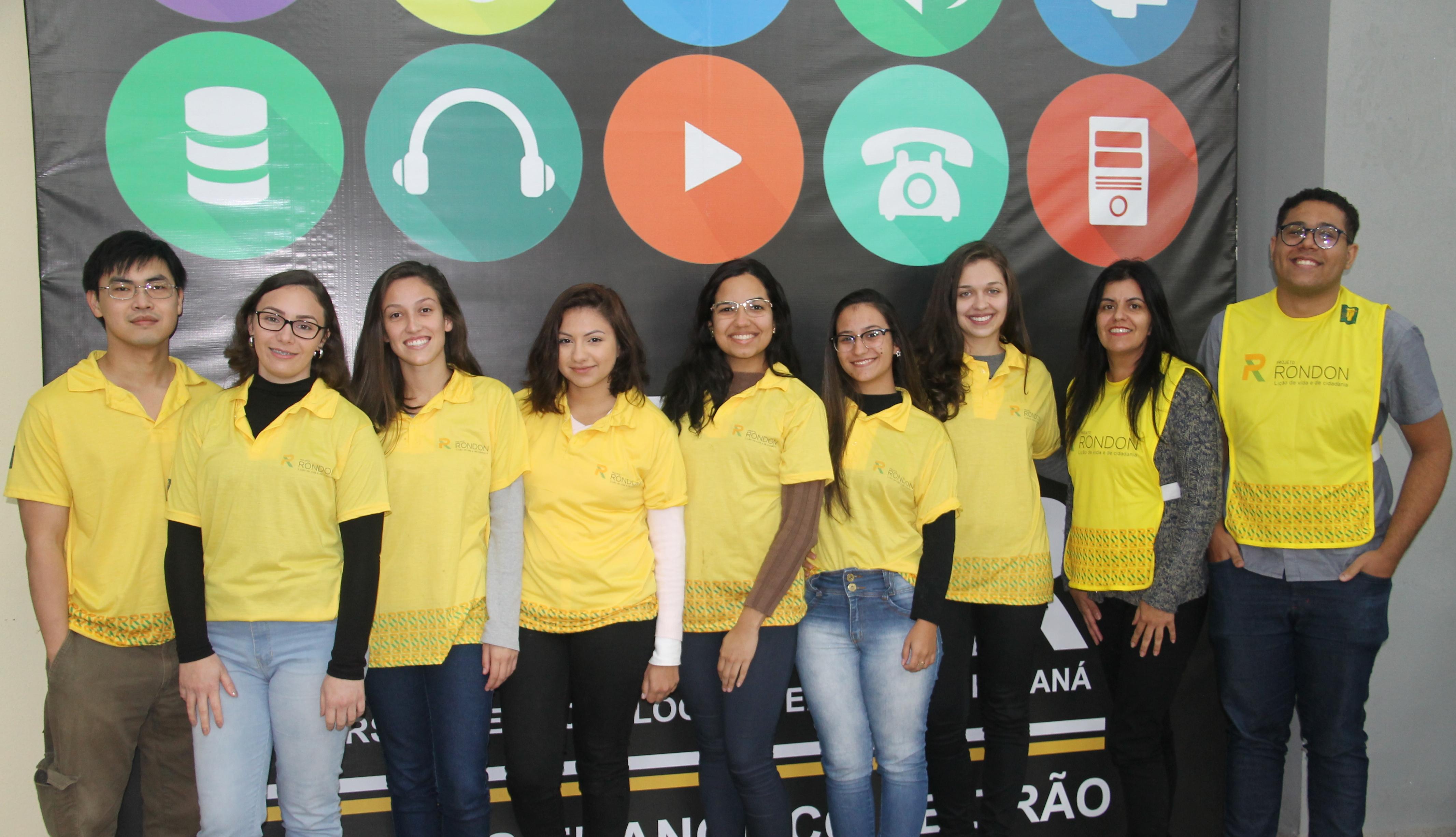 Estudantes da UTFPR participam do Projeto Rondon