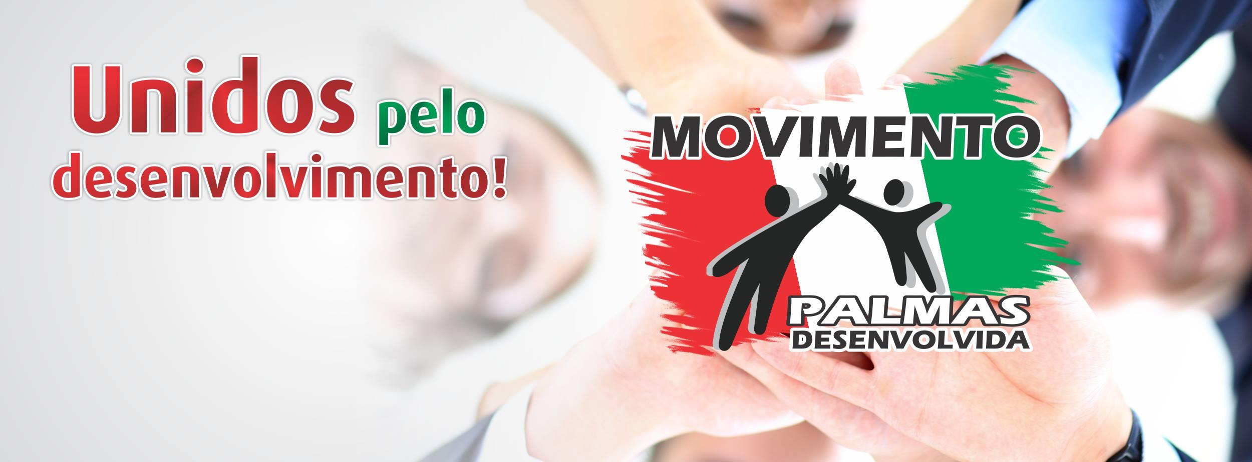 Candidatos 2018 assinam a Carta de Palmas do MPD