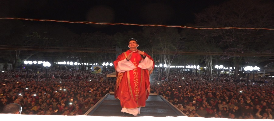 Missa e Show com Padre Reginaldo Manzotti