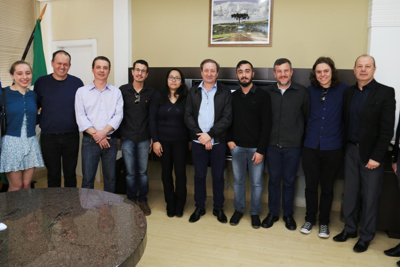 Município e entidades parceiras lançam a programação do TECSUL 2018