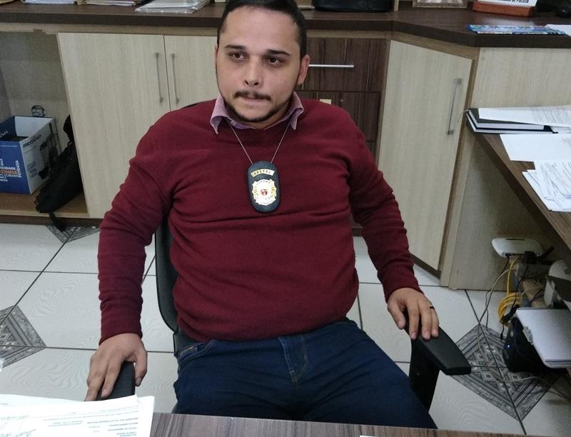 Comarca de Marmeleiro tem novo delegado