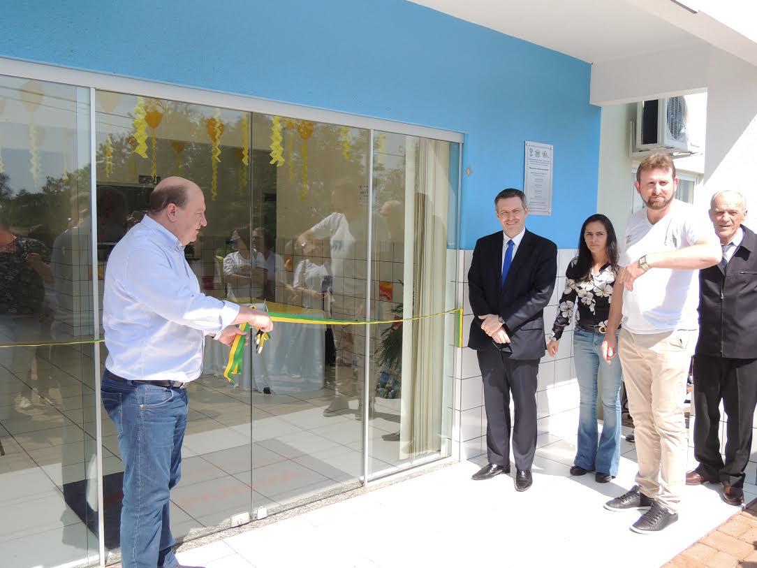 Unidade de saúde mental é inaugurada em Capanema