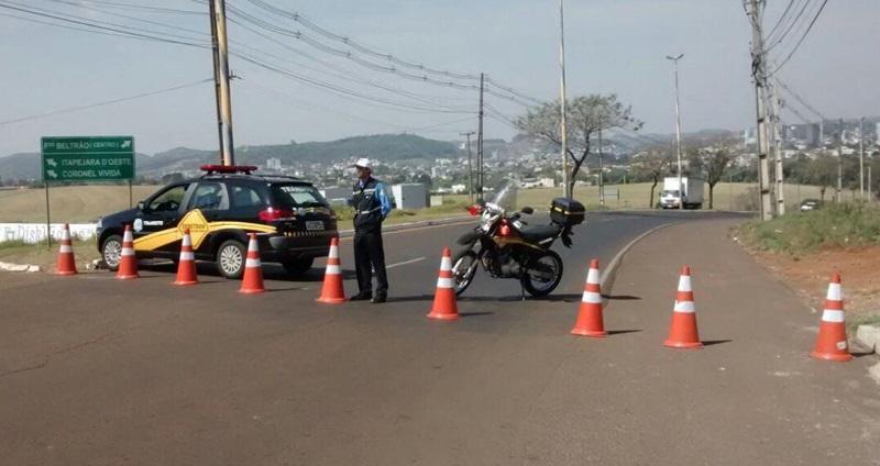 Semana de Trânsito terá várias ações em Francisco Beltrão