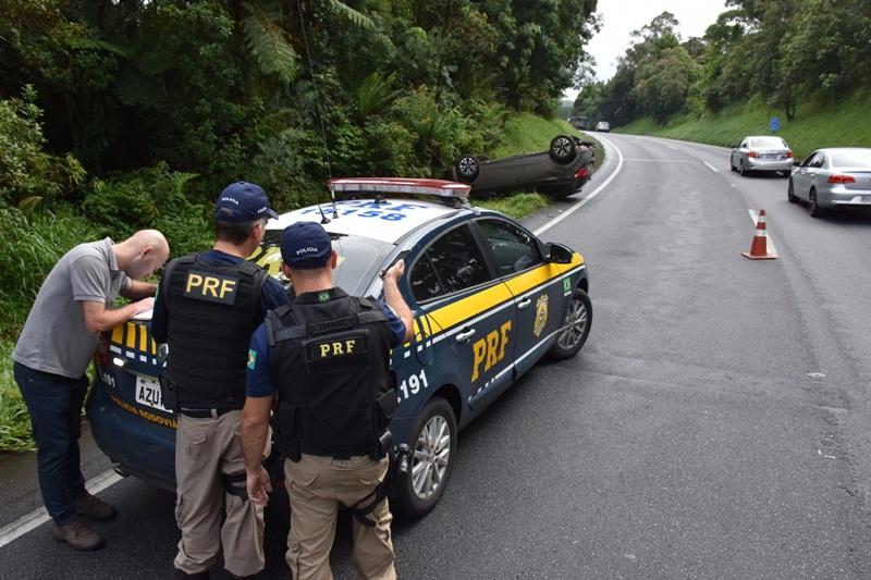 PRF lança operação Finados em todo o país