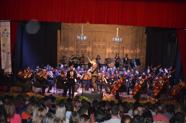 Segue a programação do VI Festival Internacional da Musica Sonata