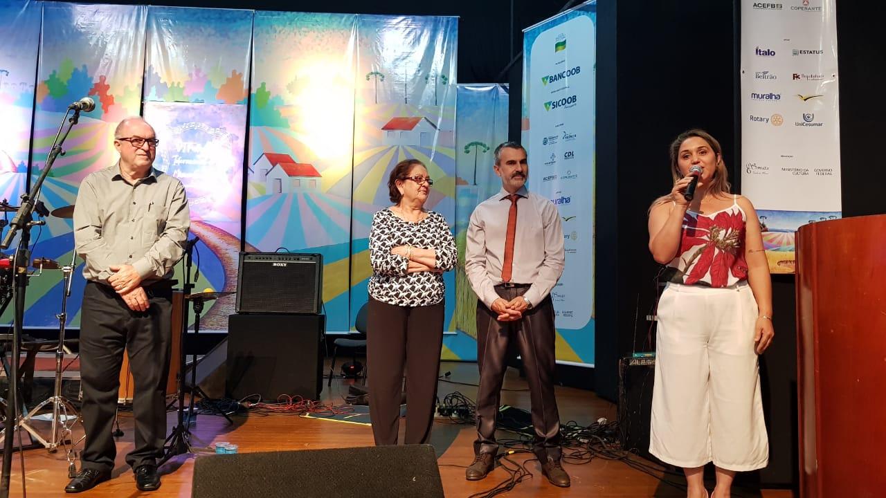 Beltrão realiza a semana de cultura e arte