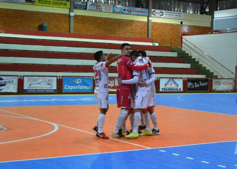 Acel enfrenta o Norte Futsal nas quartas de final da série bronze