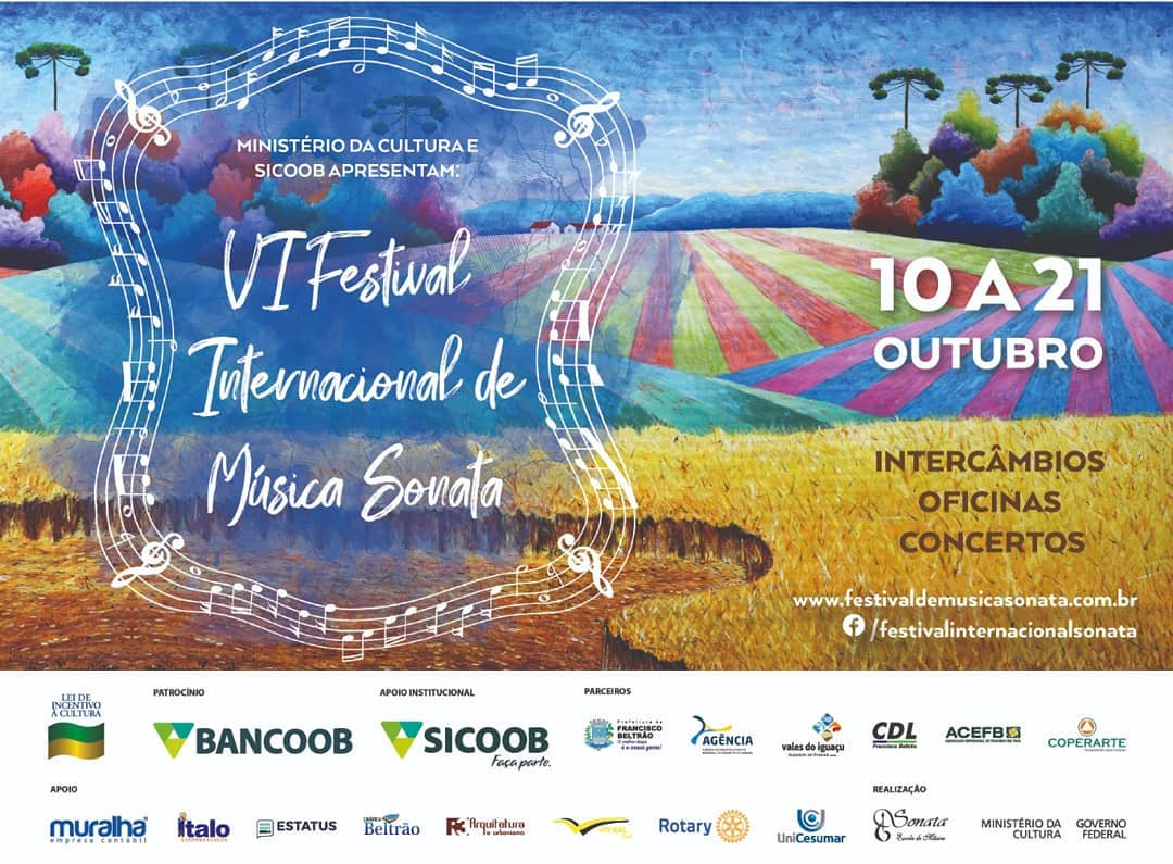 Vem aí a VI edição do Festival Internacional da Música Sonata