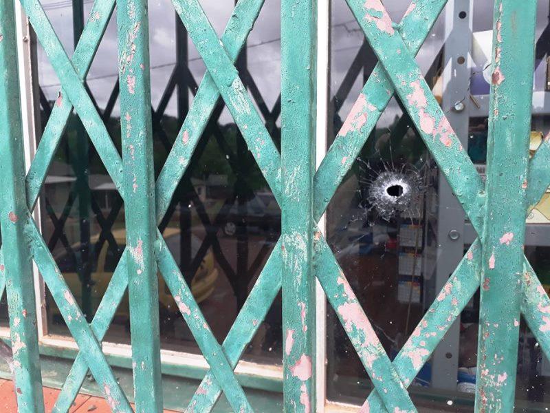 Homem atira contra proprietário de mecânica em Chopinzinho