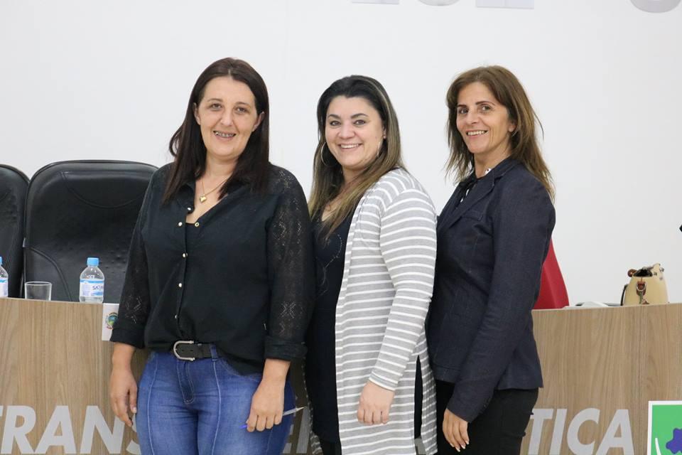 Câmara de Abelardo Luz poderá ser presidida por três mulheres
