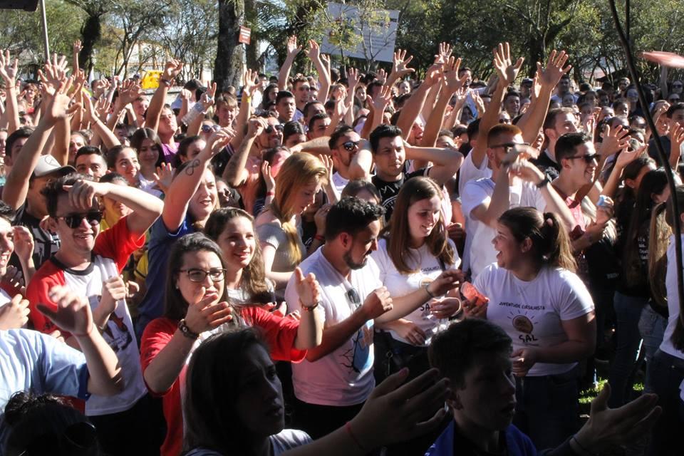 Cerca de 1.500 jovens participaram do DNJ na Diocese em Palmas