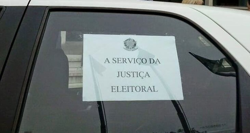 Transporte de eleitores em Sulina