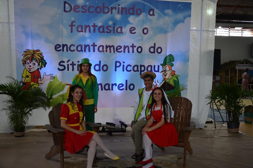 Sítio do Pica-Pau Amarelo é tema de Mostra em Palmas