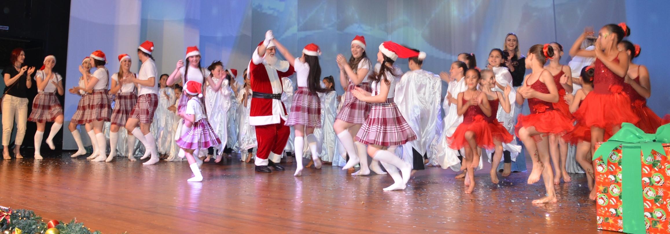 Beltrão se prepara para o Natal Encantado