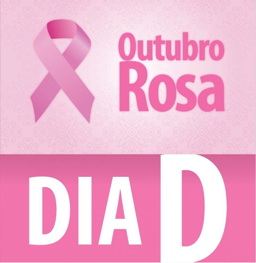 Dia D do Outubro Rosa em Cel. Domingos Soares nesta quarta(17)