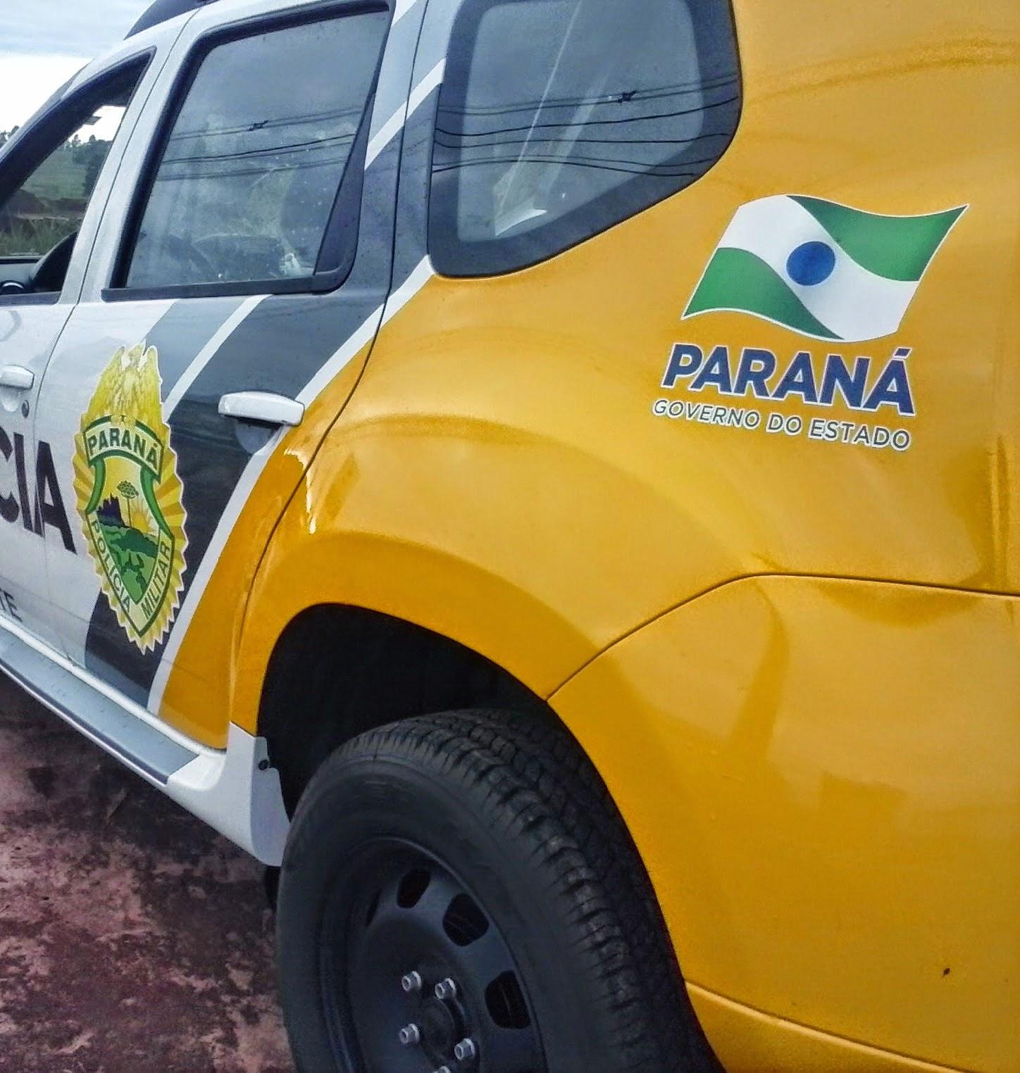 Moto é furtada em São João